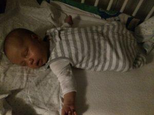 Lino im Babybay