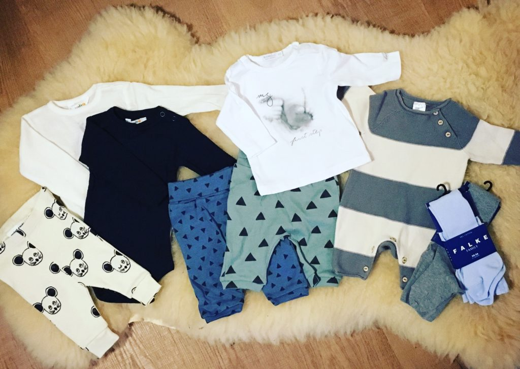 huge discount 44423 99f23 Newborn Haul / Schöne Anziehsachen für das neue Baby ⋆ Bunt ...
