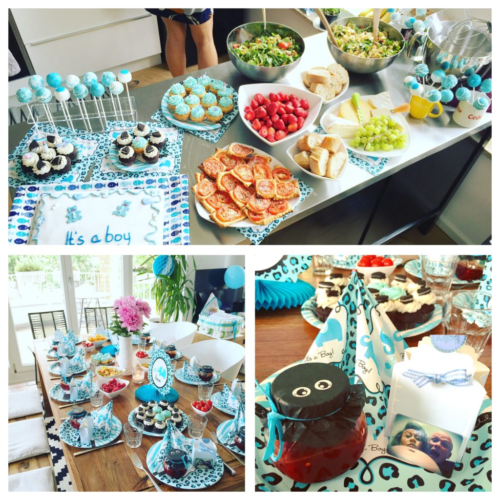 Babyshower Buffet