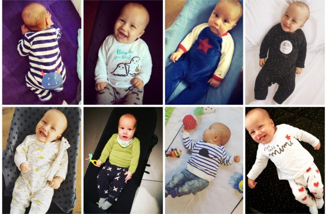 Lieblings outfits baby