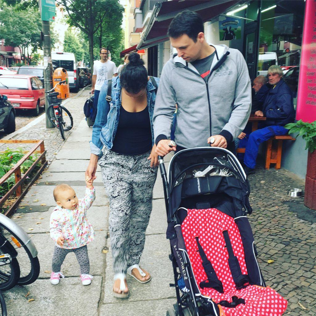 babyschritte in berlin