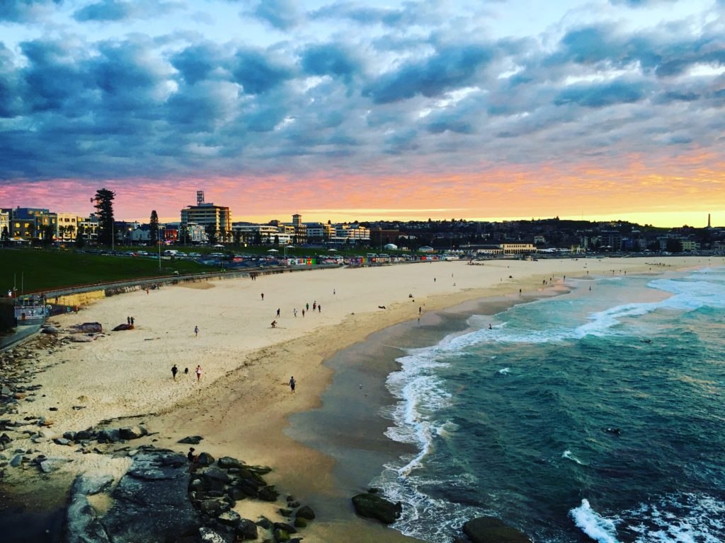 Sunrise Bondi Beach